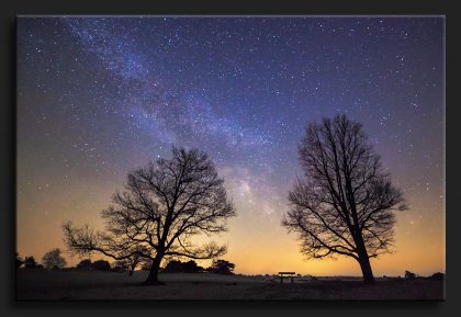 Milkyway Aekeringerzand Netherlands